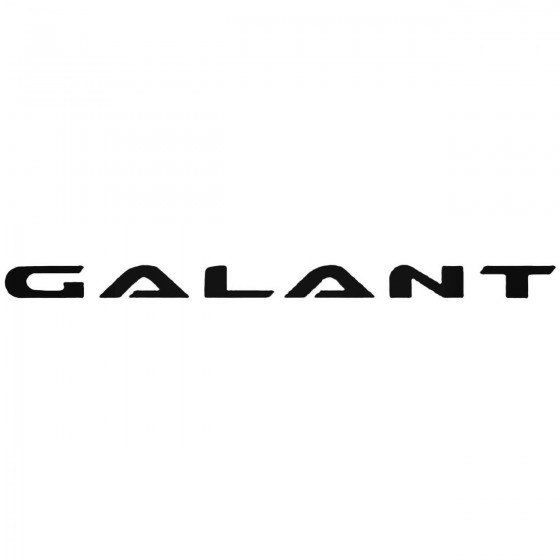 Mitsubishi Galant Logo...