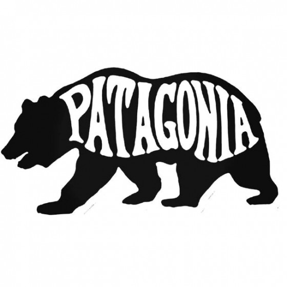 Patagonia Grizzly Bear...