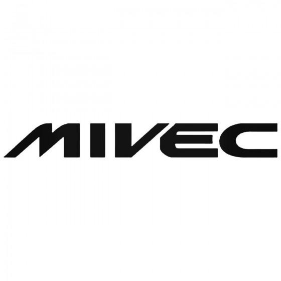 Mivec Mitsubishi S Vinl Car...