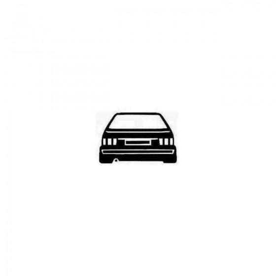 Mk1 Golf Decal Sticker
