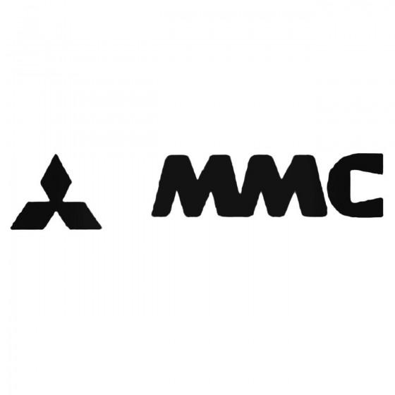 Mmc Decal Sticker