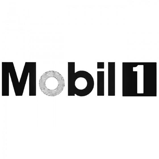 Mobil 1 S Vinl Car Graphics...