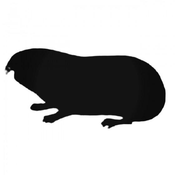 Mole Decal Sticker