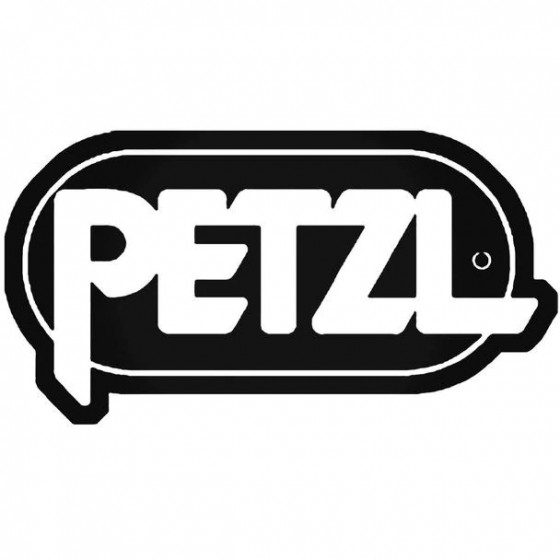 Petzl Climbing Gear Decal...