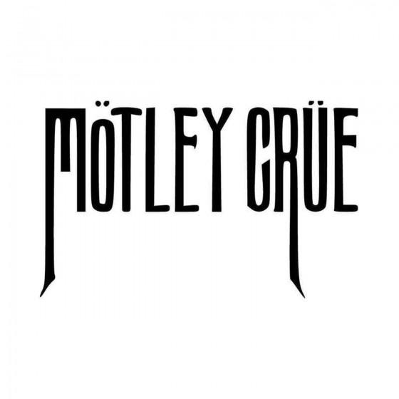 Motley Crue Band Vinyl...