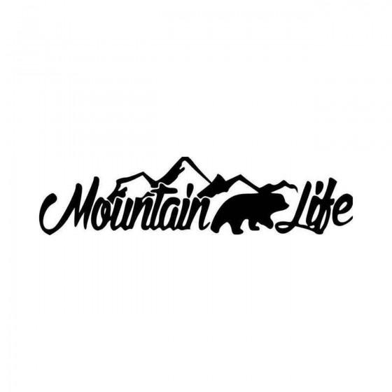 Mountain Life Mountains...