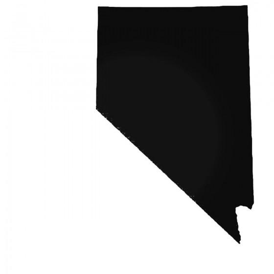 Nevada Nv State Decal Sticker