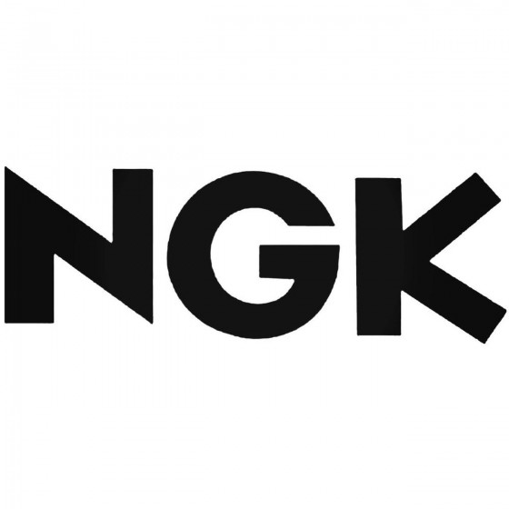 Ngk Graphic Decal Sticker