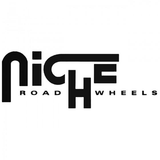Niche Road Wheels S Vinl...