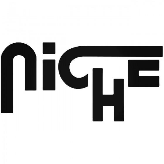 Niche Wheels Vinyl Decal...
