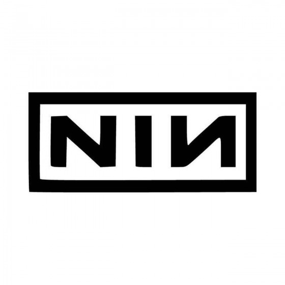 Nine Inch Nails Vinyl Decal...