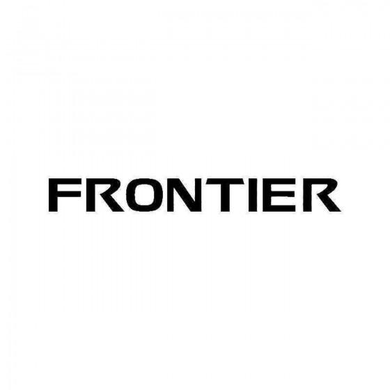 Nissan Frontier Logo Vinyl...