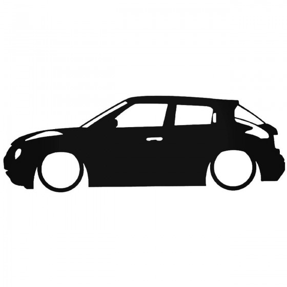 Nissan Juke Low Decal...