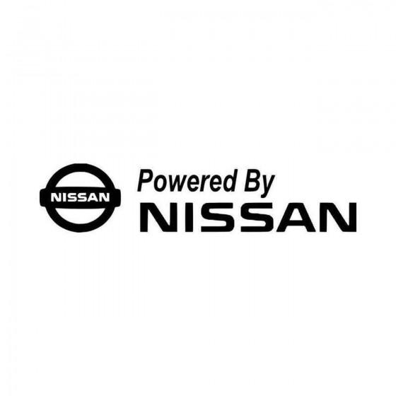 Nissan Power Vinyl Decal...