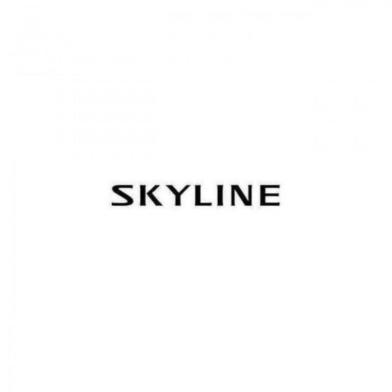 Nissan Skyline Aftermarket...