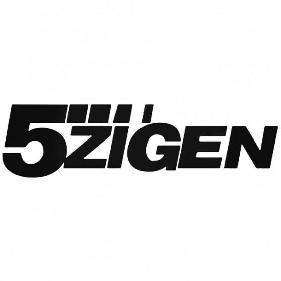 5Zigen Sticker