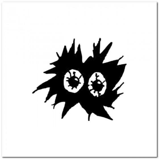 No Fear E Decal Sticker