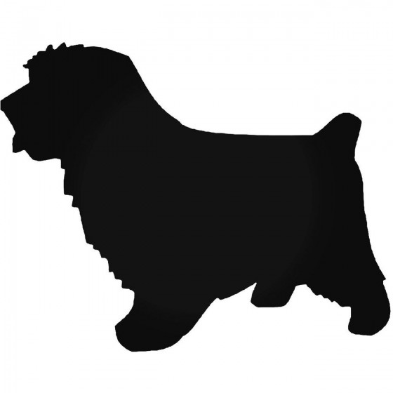 Norfolk Terrier Dog 2 Vinyl...