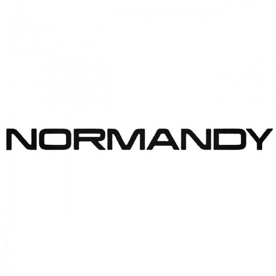 Normandy Mass Effect...