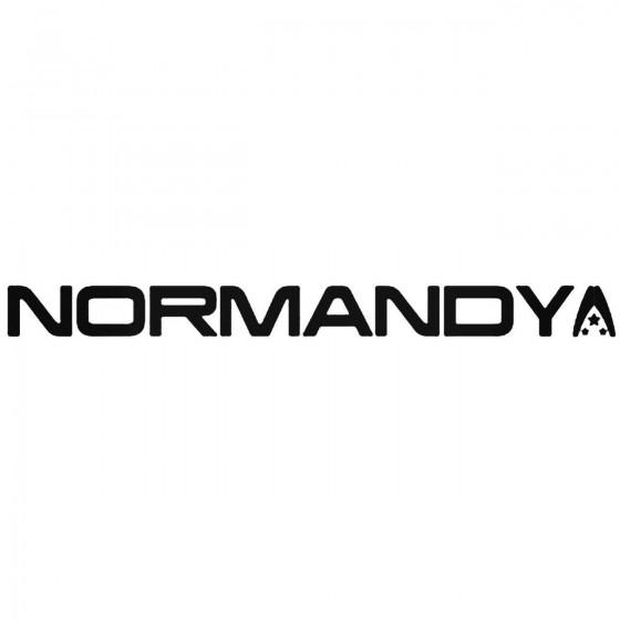 Normandy Sr2 Logo Mass...