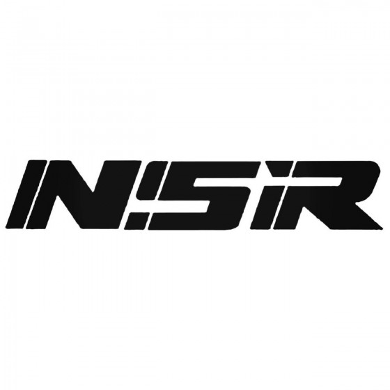 Nsr Style 2 Decal Sticker