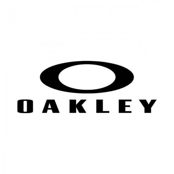 Oakley Vinyl Decal Sticker