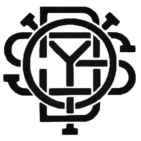 Odyssey Bmx Decal Sticker