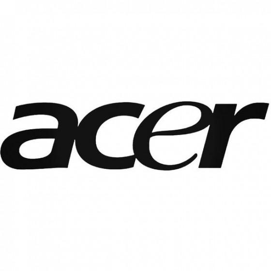 Acer Sticker