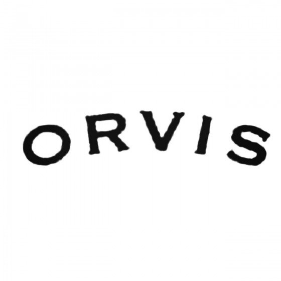Orvis Decal Sticker