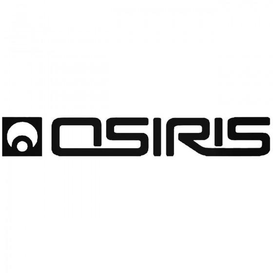 Osiris Circle Skate Logo 1...
