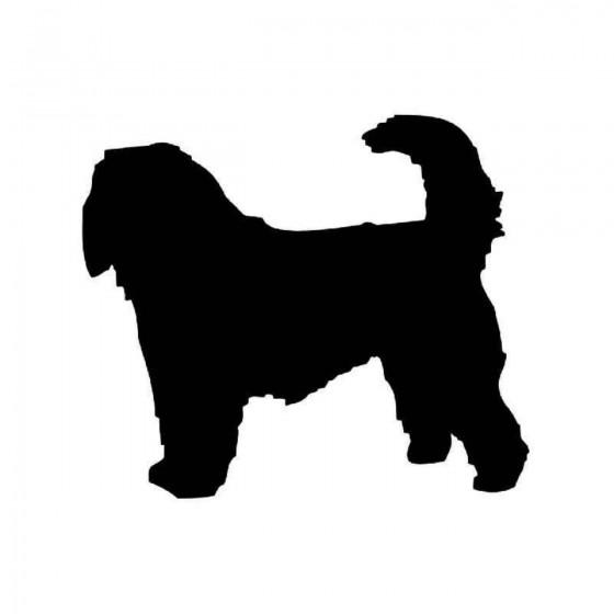 Otterhound Dog Vinyl Decal...
