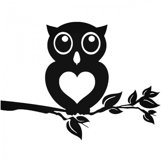 Owl 133 Decal