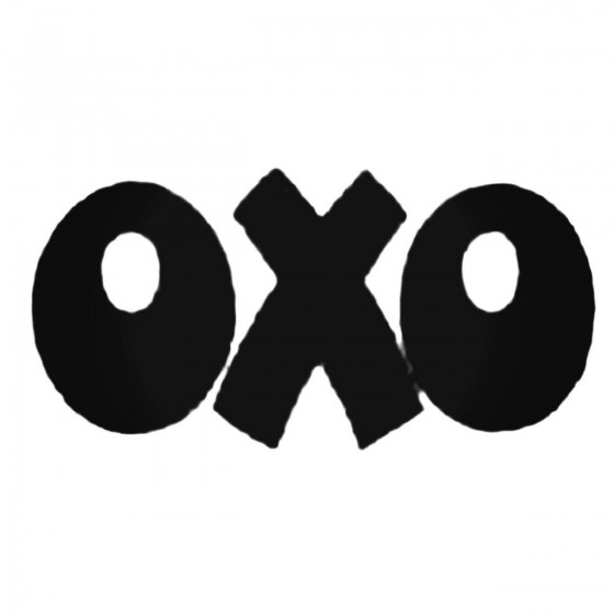 Oxo Decal Sticker