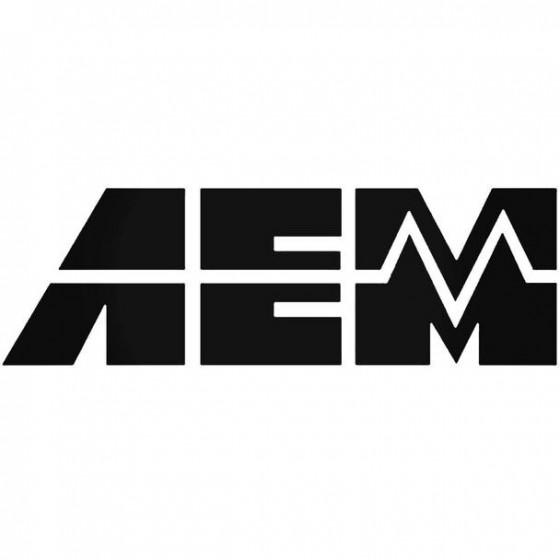 Aem 2 Decal Sticker