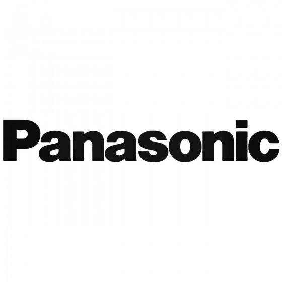 Panasonic Graphic Decal...
