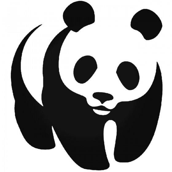 Panda Bear 1 Vinyl Decal...