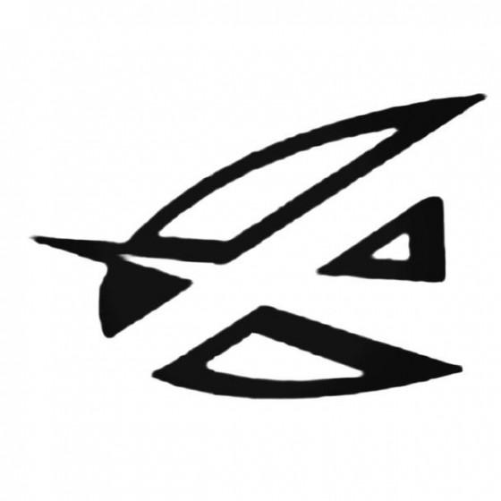 Agv Sport 1 Decal Sticker
