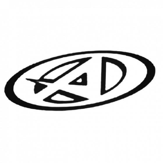 Agv Sport 2 Decal Sticker
