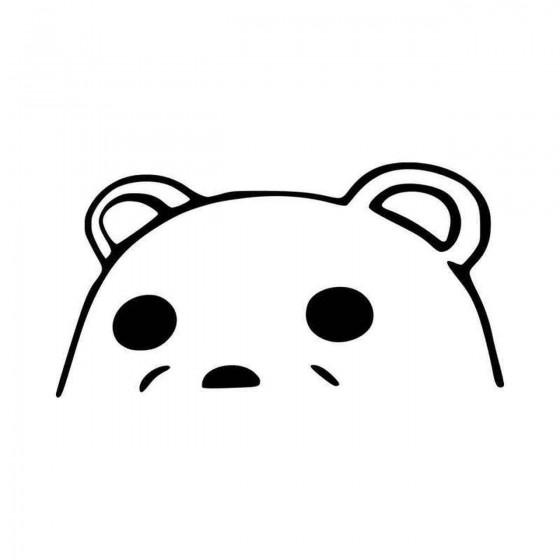 Pedo Bear Creeping Vinyl...