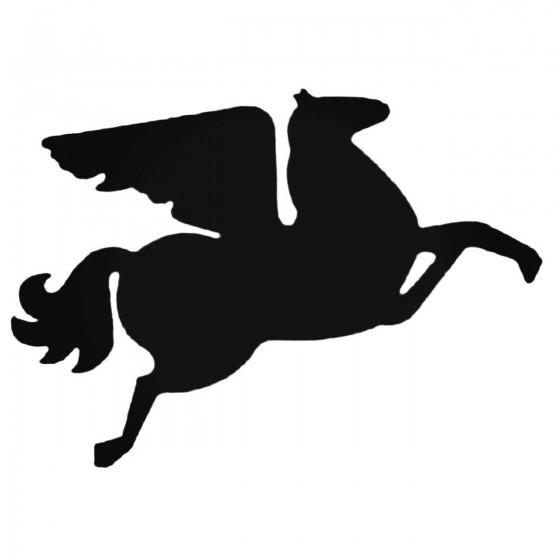 Pegasus Decal Sticker