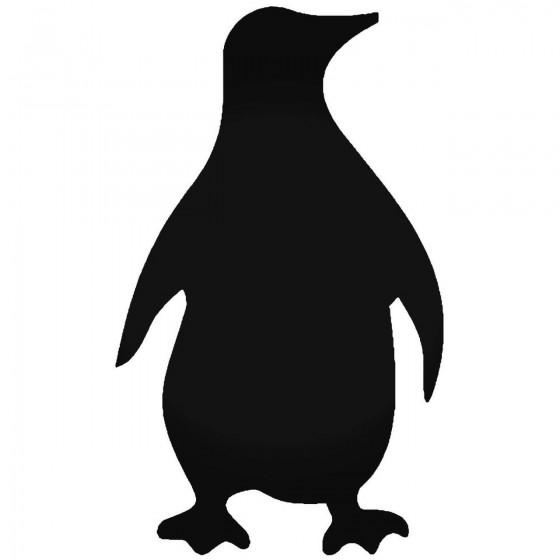 Penguinilhouette Cute Door...
