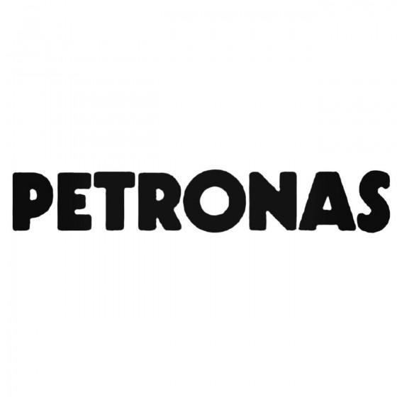 Petronas Decal Sticker