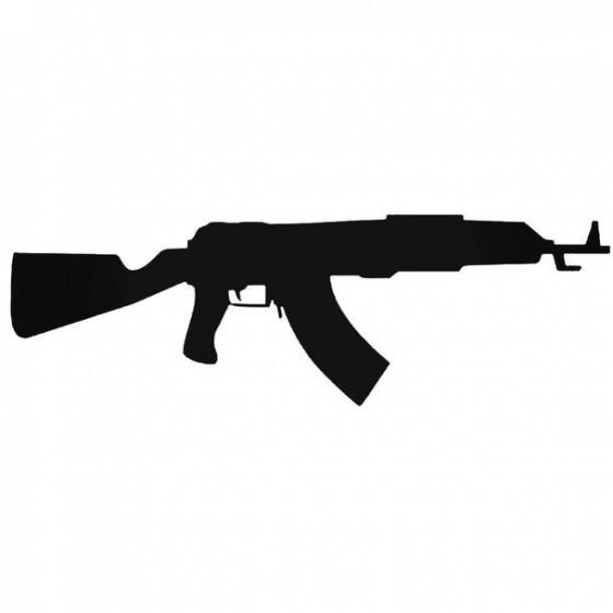 Ak47 1 Decal Sticker