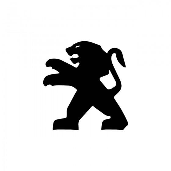Peugeot Logo Vinyl Decal...