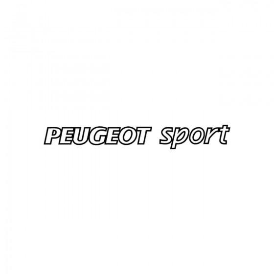 Peugeot Sport Ligne Contour...