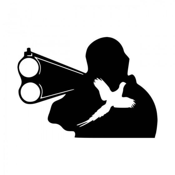 Pheasant Hunter Hunting...