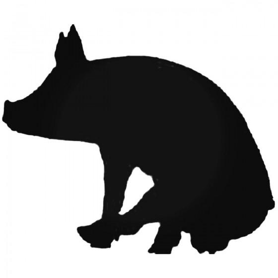 Piglet Decal Sticker