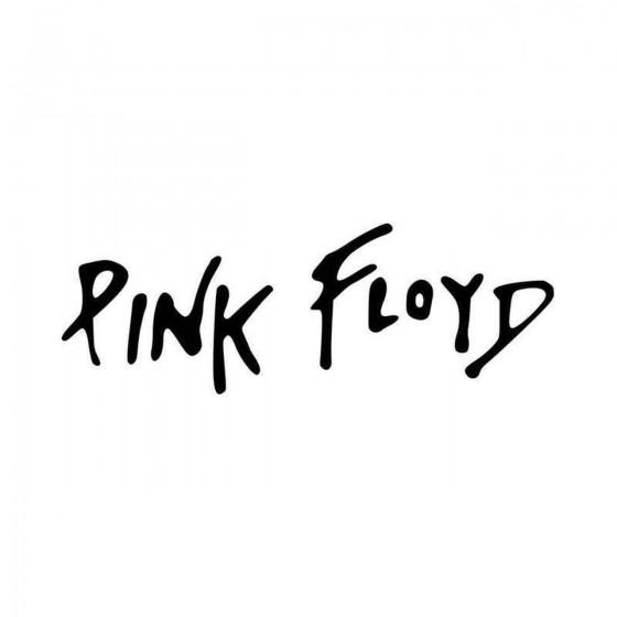 Pink Floyd Vinyl Decal Sticker