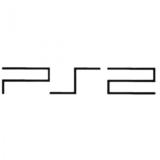 Playstation 2 Style 2...
