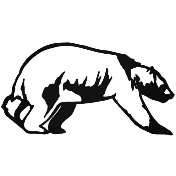 Polar Bear 3 Vinyl Decal...